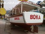 "Prodajem taxi brod ""BOKA"""